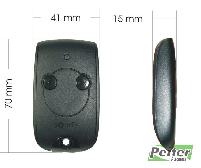 télécommande keytis ns 2 rts somfy - référence: 1841026   ebay